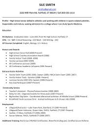 ideas about Student Resume Template on Pinterest   Resume