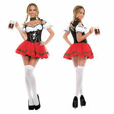 Complete Outfit Costumes for Women's Plus Size Oktoberfest for ...