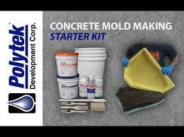 <b>Concrete Mold</b> Making - Starter Kit Tutorial - YouTube