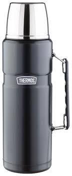 <b>Термос</b> из нержавеющей стали <b>Thermos</b> SK2010-BK King, <b>1.2</b>L ...