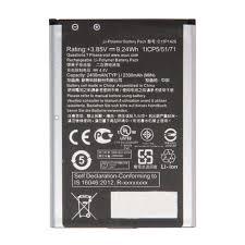 <b>Аккумулятор RocknParts Zip для</b> Asus ZenFone 2 Laser ZE500KL ...