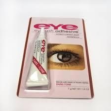 <b>Клей</b> для приклеивания <b>ресниц</b> (пучков) EYE <b>eyelash</b> adhesive ...