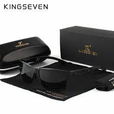 Details about <b>KINGSEVEN</b> Mens <b>Aluminum Magnesium</b> Polarized ...