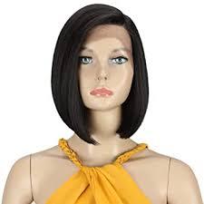 Début Lace Front Wigs for Black Women Bob Wigs for ... - Amazon.com