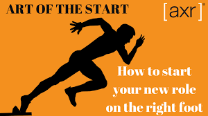 art of the start how to start your new role on the right foot