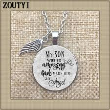 <b>Commemorative charm, the loss</b> of my son, my son is so amazing ...