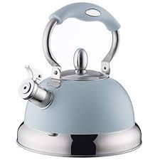 Appliances Vintage Retro Whistling Kitchen Cordless <b>Electric Kettle</b> ...