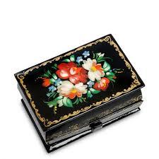 <b>Шкатулка Art East</b>, Палех, Цветы — купить в интернет-магазине ...