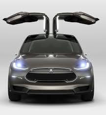 On the Tesla Model X