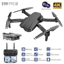 <b>E99 Pro</b> with RC <b>Drone</b> Camera with Foldable Aerial Photography ...