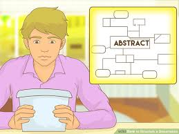 Ways to Structure a Dissertation   wikiHow