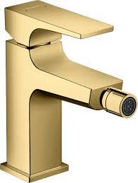 <b>Смеситель для биде</b> Hansgrohe Metropol 32520990, <b>золото</b>