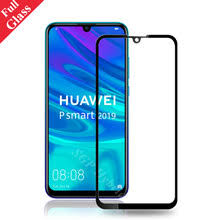 Online Shop <b>9D Full cover</b> tempered glass for huawei p smart plus ...