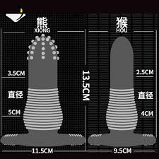 <b>Reusable Anal Condoms For</b> Men Penis Sleeve Gay Cock Sleeve ...