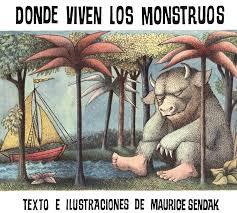 Resultado de imaxes para libros infantiles de montruos