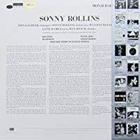 <b>Sonny Rollins Volume</b> One: Amazon.co.uk: Music