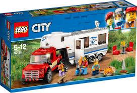 <b>LEGO City Great</b> Vehicles 60182 Дом на колесах <b>Конструктор</b> ...