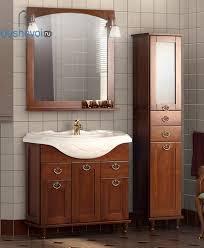 Комплект мебели <b>Roca America</b> 85 орех, цена 35443 руб в ...