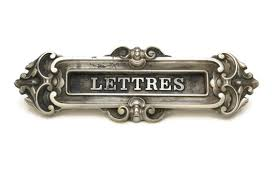 antique french letter box flap french antique mail box cover antique metal post box letter box cover