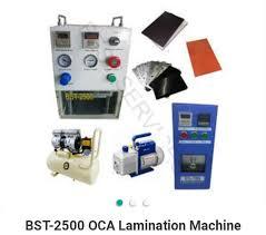 Apple Mobile Display LCD Glass <b>Vacuum OCA Lamination Machine</b> ...