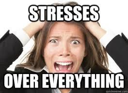 Stressed Out Women memes | quickmeme via Relatably.com