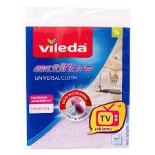 Купить <b>Салфетка Vileda ActiFibre</b> (Актифайбр), 1 шт. по выгодной ...