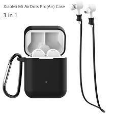 Silicone Case For <b>Xiaomi</b> airdots Pro <b>true Wireless</b> Bluetooth ...