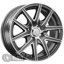 <b>Диски LS Wheels 188</b> 6.5x15/5x105 D56.6 ET39 GMF