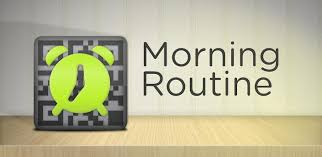 My Morning Routine by Katherine Monte