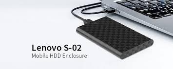 [Giveaway]<b>Lenovo S</b>-<b>02</b> Portable Mobile HDD Enclosure: High ...