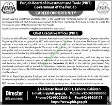 careers in punjab board of investment and trade pbit sunday 13th careers in punjab board of investment and trade pbit sunday 13th 2016