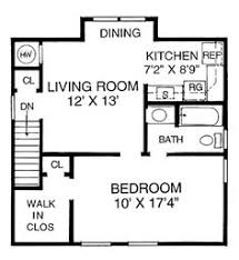 bedroom garage apartment Floor Plans Hmm I might could do a two    Guest apartment above garage floor plan  Hmmm   I wonder how hard this