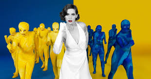 Edgar Wright explains how Alison Brie 'saved' the video for <b>Beck's</b> ...