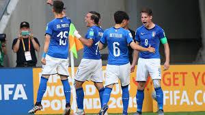 FIFA U-20 World Cup 2019 - News - <b>Italy</b> overwhelm 10-man <b>Mali</b> ...