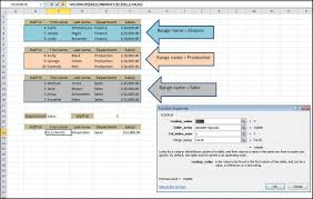 excel vlookup and hlookup functions lookup data in multiple lists figure 7