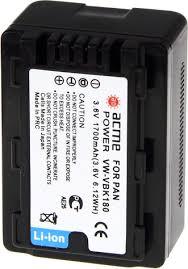 <b>Аккумулятор для видеокамер AcmePower</b> AP-VBK180 для ...