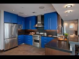 in style kitchen cabinets: blue kitchen cabinets what color kitchen cabinets are in style