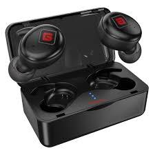 True Wireless Earbuds Bluetooth 5.0 Headphones [2020 <b>Upgraded</b> ...