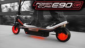 <b>Электросамокат Razor Power Core</b> E90 Glow красный
