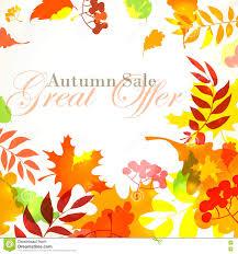 autumn template square frame fall bright leaves oak autumn template square frame fall bright leaves oak