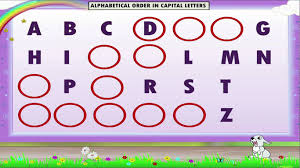 learn grade 1 english grammar alphabetical order learn grade 1 english grammar alphabetical order