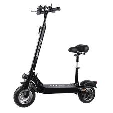 <b>FLJ C11 1200W 10inch</b> wheel Electric Scooter with seat electric bike ...