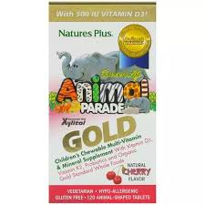 Nature's Plus <b>Source Of Life Animal</b> Parade Gold