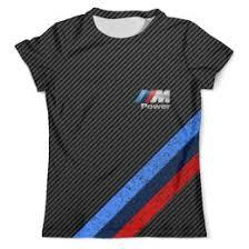 """Мужские <b>футболки</b> c качественными принтами """"bmw"""" - <b>Printio</b>"""