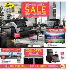 leons furniture bedroom sets http wwwleonsca: leons flyer january  to