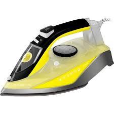 Утюг <b>Polaris PIR 2460АK</b> 2400Вт <b>желтый</b>/серый — купить в ...