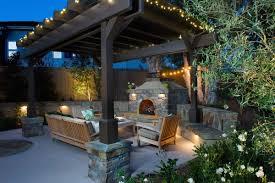 retreat outdoor living fire