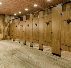 toilet partitions wood partition doors