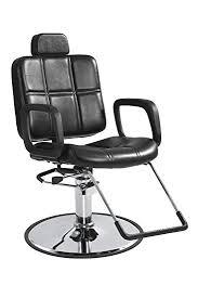 reclining shampoo styling hydraulic barber chair hair beauty salon equipment black beauty salon styling chair hydraulic