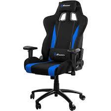 <b>Компьютерное кресло Arozzi Inizio</b> Fabric Blue купить в Москве ...